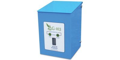 iDUS - Model G-103 - Fully-Automatic Three Channel Irrigation Valve Controller