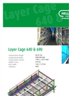 Model 640 & 690 - Layer Cage - Datasheet
