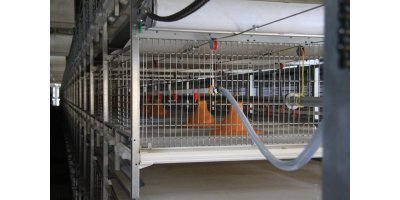 Jansen Poultry  Broplus - Broiler Cage System with Drawer