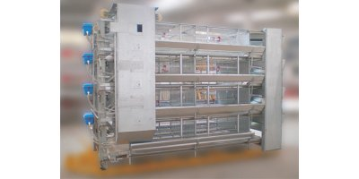 Unifor - Rearing Pullet Cage Systems