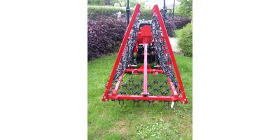 Frame Mounted Chain Harrow