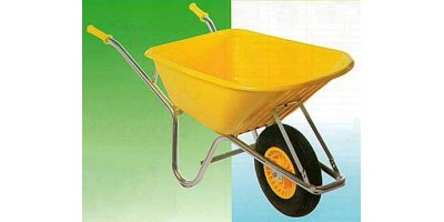 Fort - Model 6.9 cu ft - Wheelbarrow