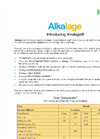 Alkalage - Animal Feed Brochure