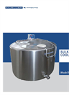 Model R - Open Tanks Brochure