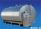 Mueller - Model O - Milk Cooling & Storage