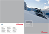PRINOTH - Model EVEREST - Snow Groomers - Brochure