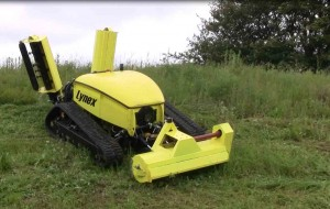 Lynex - Model TX1500 - Mower