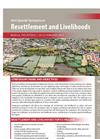 IAIA Special Symposium - Resettlement and Livelihoods 2017 - Prospectus
