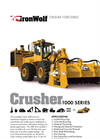 IronWolf - 1000 Series - Crusher Brochure
