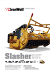 IronWolf - Slasher for Clearing and Mulching Brochure