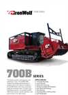IronWolf - Model 700B - Concrete Recycling Machine Brochure