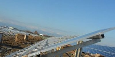 Fixed Single Shaft Park PV Systems