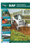 DAF - Forestry Mulchers for Skid-Steers Brochure