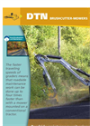 DTN - Brush Cutter Mowers Brochure