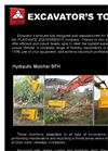 Hydraulic Mulchers - Brochure