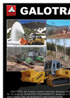 Galotrax - Tracked Machine - Brochure
