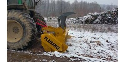 Forestry Mulchers - Mulcher Head-1