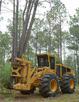 Tigercat - Model 718E - Feller Bunchers