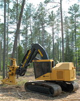 Tigercat - Model 822C - Track Feller Bunchers