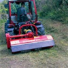 SEPPI  - Model SML - Light Flail Mulcher 20-40 HP