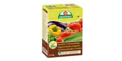 Model NPK 6-3-2 - Bio Tomato & Vegetable Fertilizer
