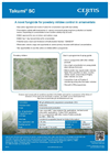 Factsheet - EAMU use on ornamentals- Brochure