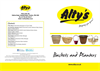 Alty Henry Ltd Baskets & Planters - Brochure