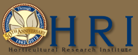 Horticultural Research Institute (HRI)