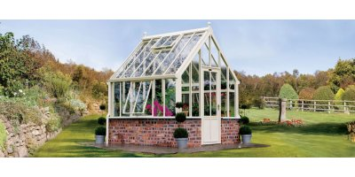 The Paxton and Capability Greenhouses