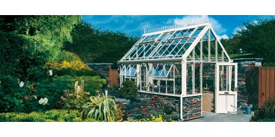 Victorian Alpine Greenhouse