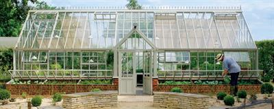 Victorian Grand - Manor Greenhouse