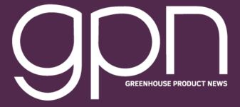 Greenhouse Product News (GPN)  - Scranton Gillette Communications, Inc.