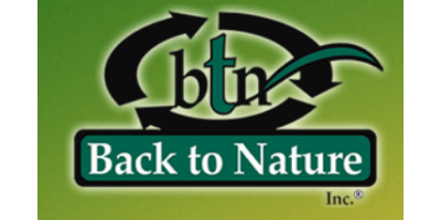 Back to Nature, Inc.