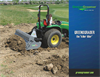 GreensGrader - Model 790 - Killer Tiller - Brochure