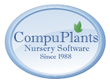 CompuPlants - Version Platinum - Power Packed Nursery Management System Software