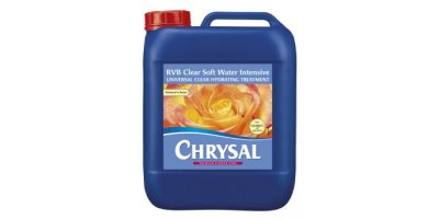 Chrysal - Model RVB - Clear Soft Water Intensive