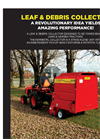 Model 4420 - Leaf and Debris Collector Brochure