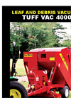 Model 4000 - Tuff Vac Brochure