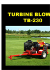 Model TB-230 - Turbine Blower Brochure