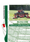 Contour Finishing Mower Pro-Flex 120B- Brochure