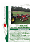 Progressive - Model TDR-12B - Tri Deck Roller Mower- Brochure