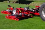 Progressive - Model TDR-15B - Tri-Deck Finishing Mowers