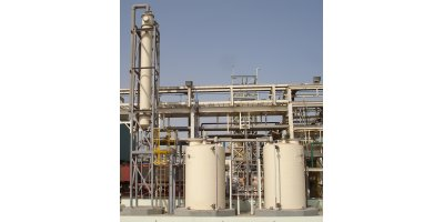 Parsons - Gaseous Chemical Absorption Plant