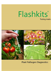 Flashkit® / ImmunoStrip® Plant Pathogen detection catalogue