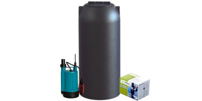 GutterMate - Model GM500R - Rain Water Harvesting System