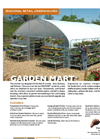 Seasonal Retail Greenhouses - Brochure