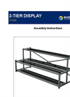 Model PX7030 Series - 2-Tier Displays System - Brochure