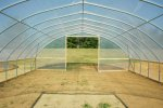FieldPro Gothic - High Tunnel Greenhouse