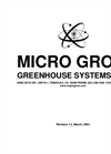 Procom - Greenhouse Control System - Manual