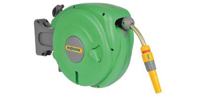 Hozelock - Model 2485 - Mini Auto Reel Hose System